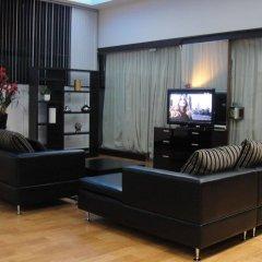 Отель CNC Residence комната для гостей