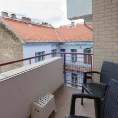 Отель Anva House балкон