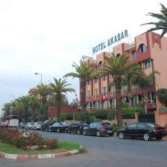 Отель Akabar Марокко, Марракеш - отзывы, цены и фото номеров - забронировать отель Akabar онлайн парковка