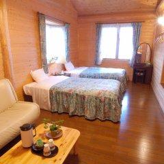 Отель Pension Kaze No Oka Nobara Минамиогуни комната для гостей