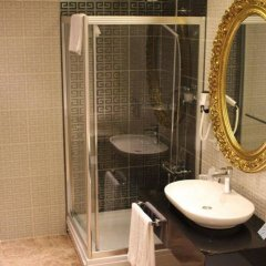 Adela Турция, Стамбул - отзывы, цены и фото номеров - забронировать отель Adela онлайн ванная фото 2