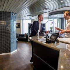 Отель Good Morning + Copenhagen Star Hotel Дания, Копенгаген - 6 отзывов об отеле, цены и фото номеров - забронировать отель Good Morning + Copenhagen Star Hotel онлайн интерьер отеля фото 3