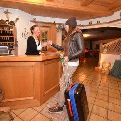 Hotel Albe Рокка Пьеторе интерьер отеля