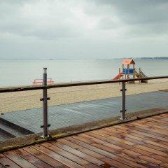 Апартаменты Pirita Beach & SPA Таллин приотельная территория