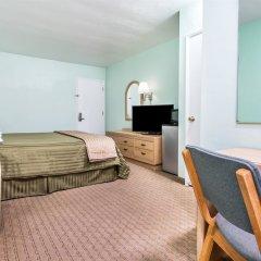 Отель Travelodge by Wyndham Berkeley США, Беркли - отзывы, цены и фото номеров - забронировать отель Travelodge by Wyndham Berkeley онлайн комната для гостей фото 3