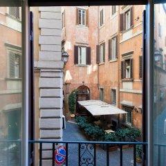 Отель Vittoriano Suite балкон
