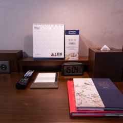 Отель Citadines Haeundae Busan сейф в номере