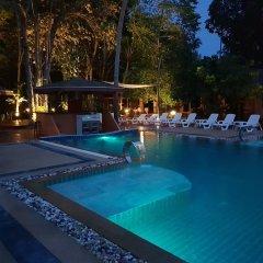 Отель Sayang Beach Resort Ланта бассейн фото 2
