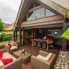 Отель Villa Bora Bora Lagoon Французская Полинезия, Бора-Бора - отзывы, цены и фото номеров - забронировать отель Villa Bora Bora Lagoon онлайн питание