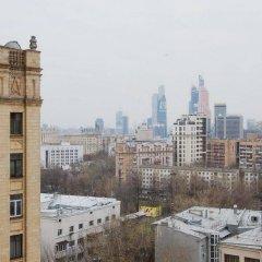 Апартаменты LikeHome Apartments Arbat балкон