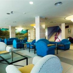 Отель Monarque Fuengirola Park Испания, Фуэнхирола - 2 отзыва об отеле, цены и фото номеров - забронировать отель Monarque Fuengirola Park онлайн интерьер отеля фото 2