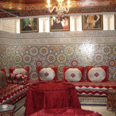 Hotel Moroccan House питание фото 2