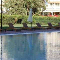 Отель Boomerang Apartments Болгария, Солнечный берег - отзывы, цены и фото номеров - забронировать отель Boomerang Apartments онлайн приотельная территория