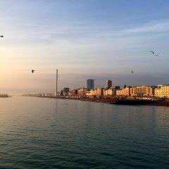 Отель Brighton Getaways - Panoramic Penthouse Великобритания, Хов - отзывы, цены и фото номеров - забронировать отель Brighton Getaways - Panoramic Penthouse онлайн пляж