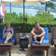 Отель Baan Yin Dee Boutique Resort фитнесс-зал фото 2
