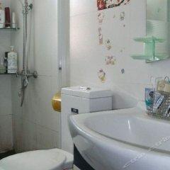 Апартаменты Shenzhen Travel Jia Apartment ванная