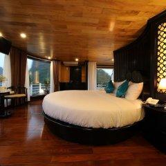 Отель Halong Serenity Cruise Вьетнам, Халонг - отзывы, цены и фото номеров - забронировать отель Halong Serenity Cruise онлайн комната для гостей фото 2