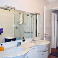 Отель Welc-oM Thermal Flat Италия, Монтегротто-Терме - отзывы, цены и фото номеров - забронировать отель Welc-oM Thermal Flat онлайн ванная