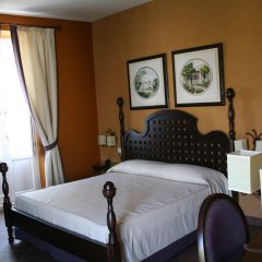 Hotel dei Coloniali Сиракуза комната для гостей