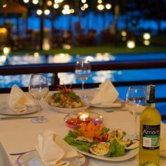 Отель Sunny Beach Resort and Spa питание