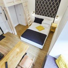 Гостиница Калейдоскоп на Итальянской комната для гостей фото 5