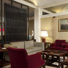Dei Borgognoni Hotel интерьер отеля