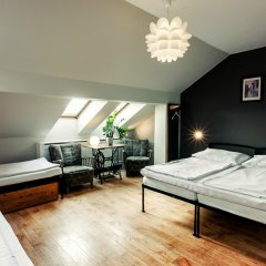 Sir Toby's Hostel комната для гостей фото 3