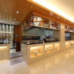 Отель Aurum International Hotel Xi'an Китай, Сиань - отзывы, цены и фото номеров - забронировать отель Aurum International Hotel Xi'an онлайн питание фото 3