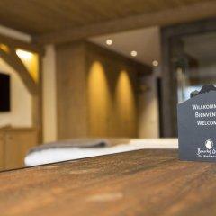 Bernerhof Swiss Quality Hotel Gstaad удобства в номере