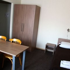 Hotel Dobele в номере