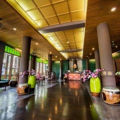 Отель Krabi Cha-da Resort гостиничный бар