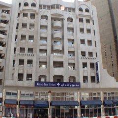 Отель Rush Inn Hotel ОАЭ, Дубай - отзывы, цены и фото номеров - забронировать отель Rush Inn Hotel онлайн балкон