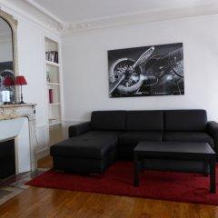 Апартаменты Residence Bergere - Apartments комната для гостей фото 3