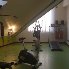 Palace Hotel Moderno Порденоне фитнесс-зал фото 3