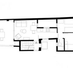 Апартаменты Habitat Apartments Cathedral спортивное сооружение