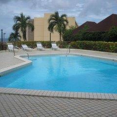 Отель Tumon Bay Capital Hotel США, Тамунинг - 8 отзывов об отеле, цены и фото номеров - забронировать отель Tumon Bay Capital Hotel онлайн бассейн