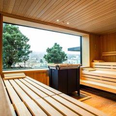 Отель A-Ja Zurich. Das City-Resort. Цюрих сауна