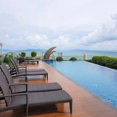 Отель The Peak 1BR-1708 by Pattaya Holiday Паттайя бассейн фото 2
