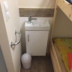 Отель Indigo Rooms Польша, Варшава - отзывы, цены и фото номеров - забронировать отель Indigo Rooms онлайн ванная фото 2
