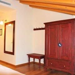 Отель Agriturismo La Risarona Грумоло-делле-Аббадессе удобства в номере