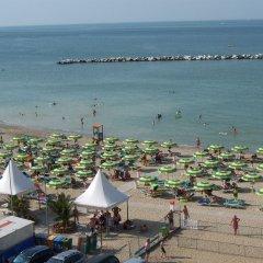 Hotel Laika пляж фото 2