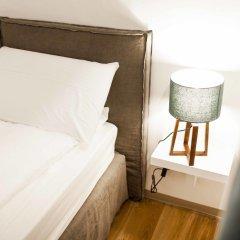 Отель Laubenhaus Больцано удобства в номере фото 2
