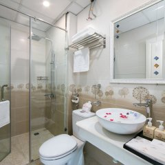 Отель Labevie Hotel Вьетнам, Ханой - отзывы, цены и фото номеров - забронировать отель Labevie Hotel онлайн ванная фото 2