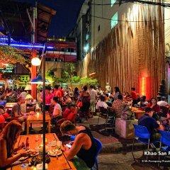 Отель Zen Rooms Damrongrak Road Бангкок развлечения