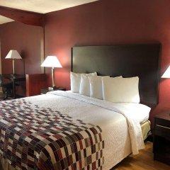 Отель Red Roof Inn Atlanta Six Flags комната для гостей