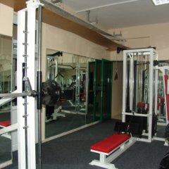 Отель Anka Business Park фитнесс-зал фото 3