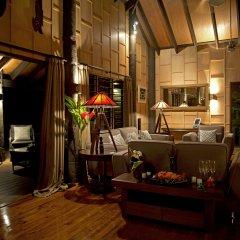 Отель Emaho Sekawa Resort Фиджи, Савусаву - отзывы, цены и фото номеров - забронировать отель Emaho Sekawa Resort онлайн интерьер отеля фото 3