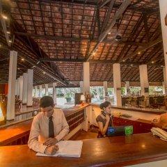 Отель Sigiriya Village гостиничный бар