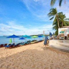 Отель Eden Beach Bungalows Самуи пляж