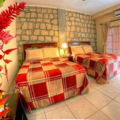Отель Plaza Magdalena Hotel Гондурас, Копан-Руинас - отзывы, цены и фото номеров - забронировать отель Plaza Magdalena Hotel онлайн комната для гостей фото 4